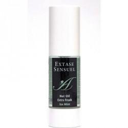 Extase sensuel aceite estimulante menta eucalipto