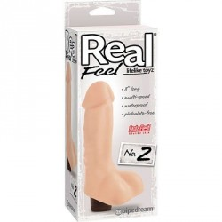 REAL FEEL LIFELIKE TOYZ VIBRADOR NUM 2