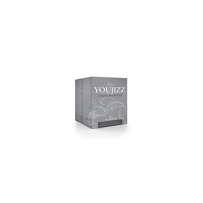 Youjizz rendimiento semen 30 capsulas