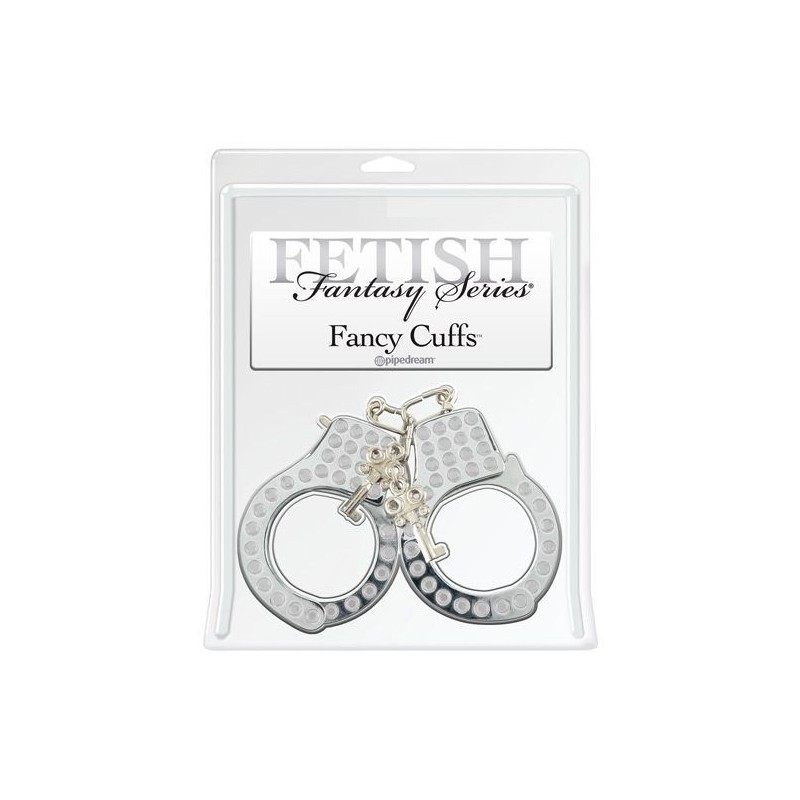FETISH FANTASY ESPOSAS STRASS PLATA
