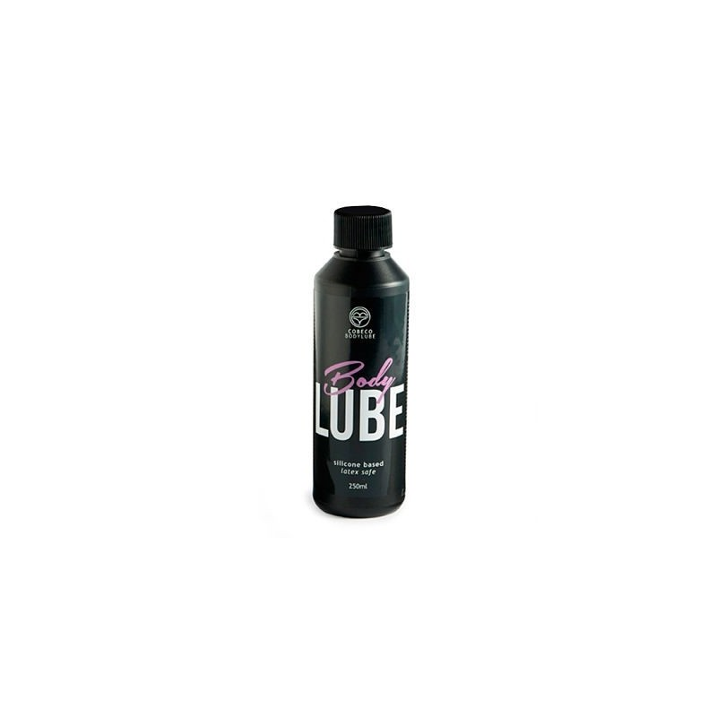 Body lube lubricante silicona 250 ml