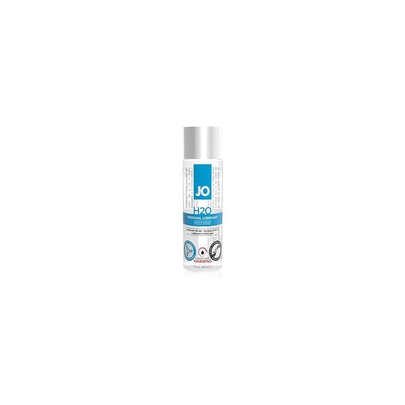 Jo H20 lubricante agua efecto calor 75ml