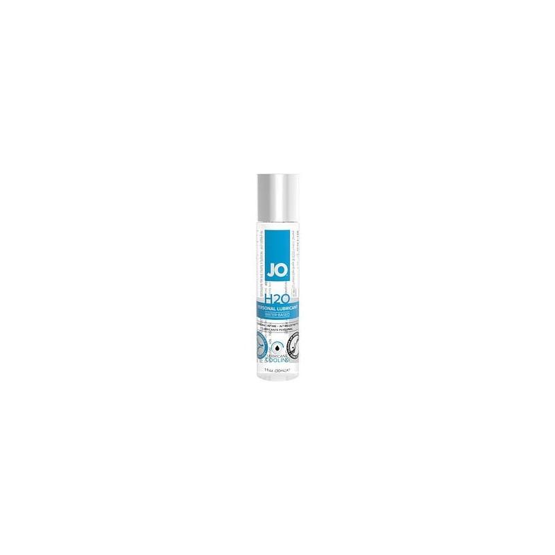Jo h20 lubricante base agua efecto frío 30 ml