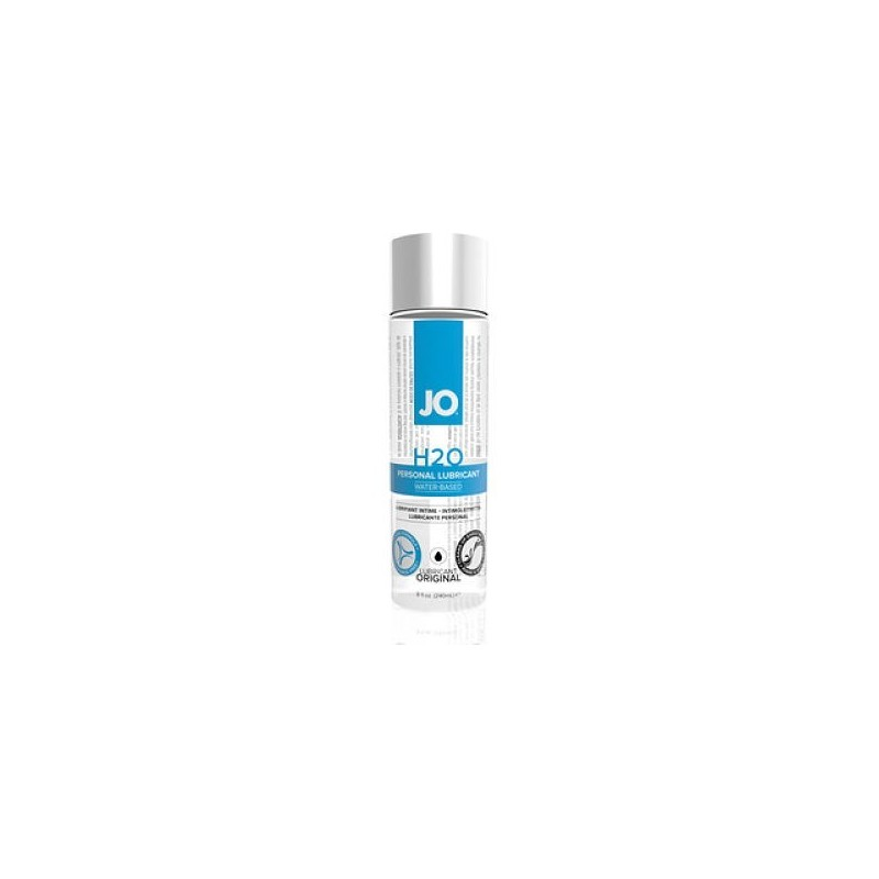 Jo H20 lubricante base de agua 240 ml