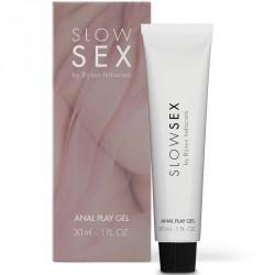 slow sex gel estimulación anal
