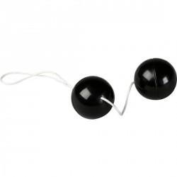 supersoft bolas orgasmicas negras
