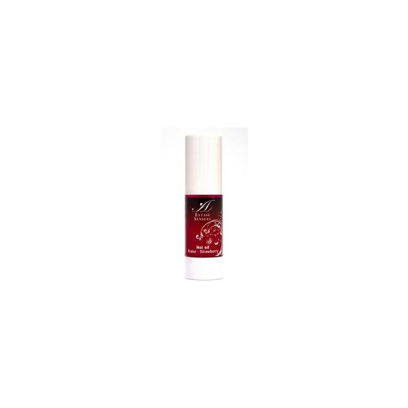 extase sensuel aceite comestible de fresa