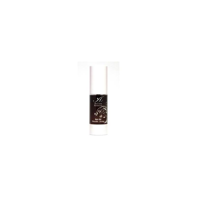 extase sensuel aceite comestible chocolate y naranja