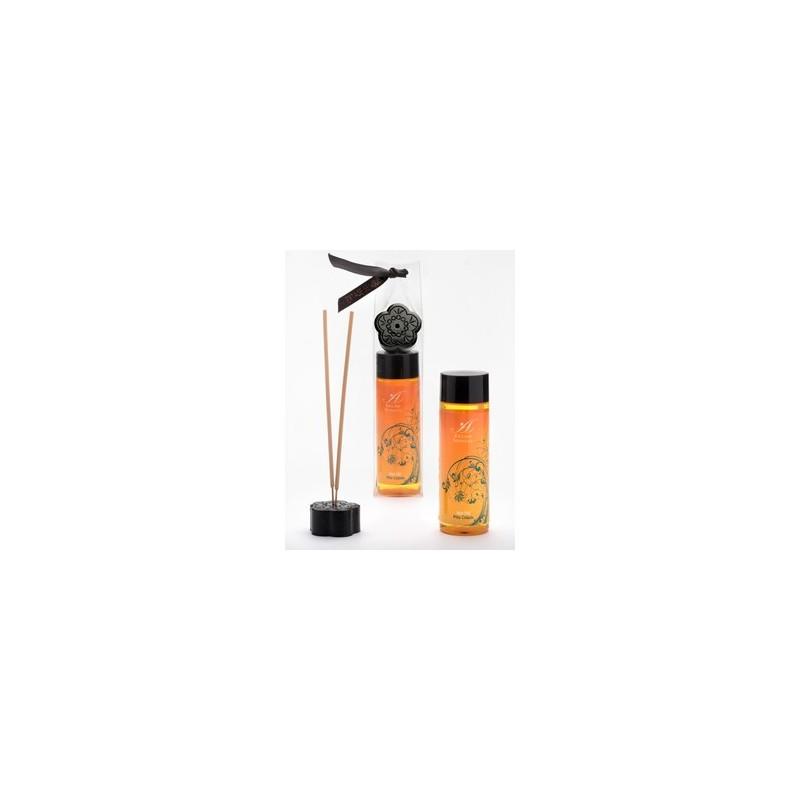 extase sensuel aceite masaje efecto calor piña colada