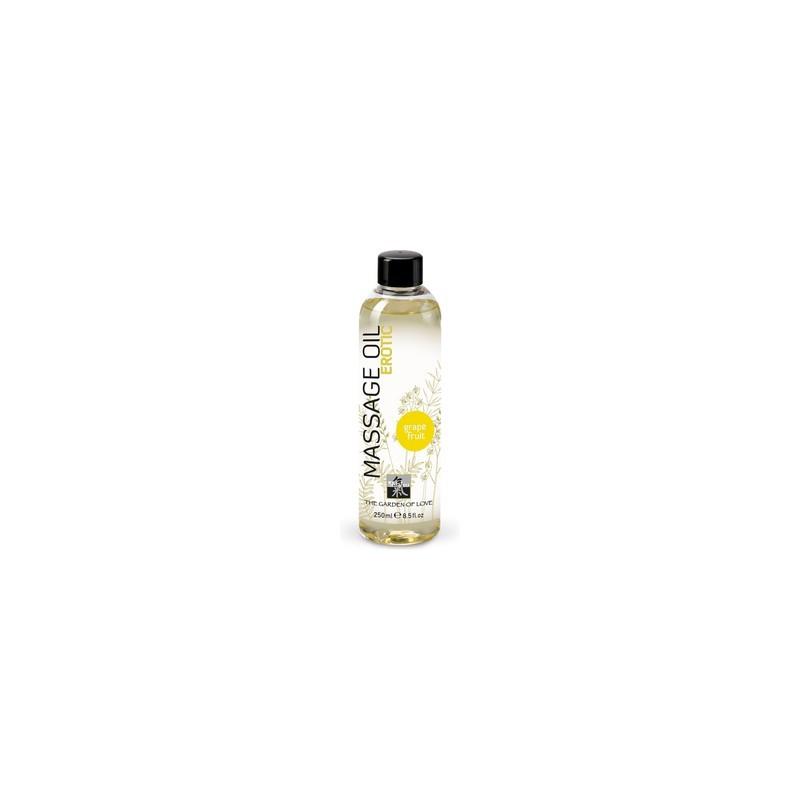 shiatsu aceite afrodisiaco uvas