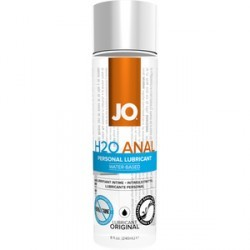 jo lubricante anal base de aga 240 ml