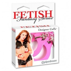 FETISH FANTASY ESPOSAS METAL ROSA