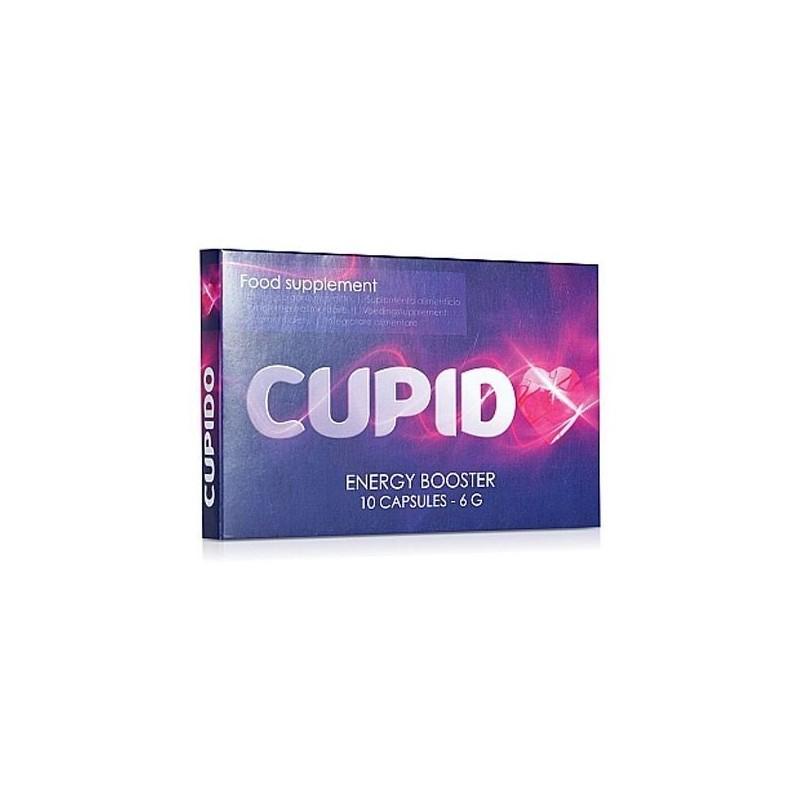 CUPIDO RENDIMIENTO 10 CAPSULAS