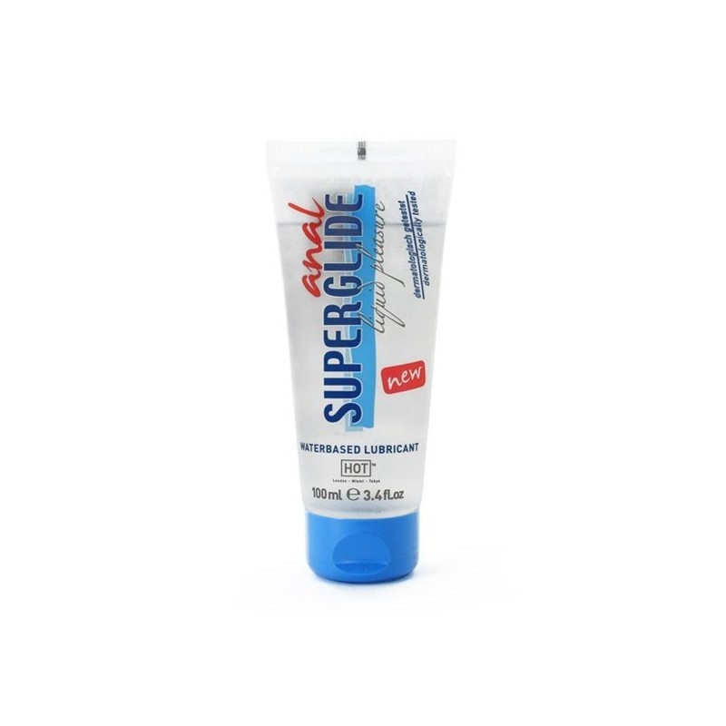 ANAL SUPERGLIDE LUBRICANTE BASE AGUA 100 ML