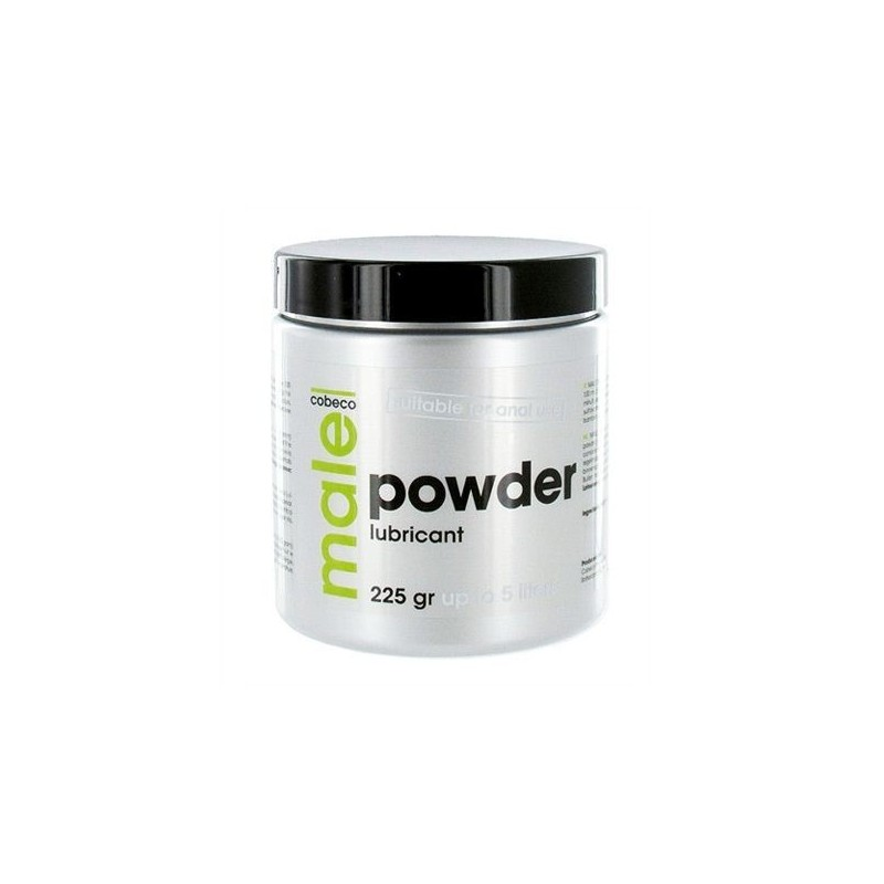 MALE LUBRICANTE POWDER 225 GR