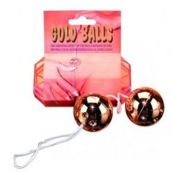 GOLD BALLS BOLAS CHINAS