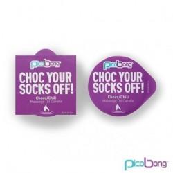 CHOC YOUR SOCKS OFF VELA DE...