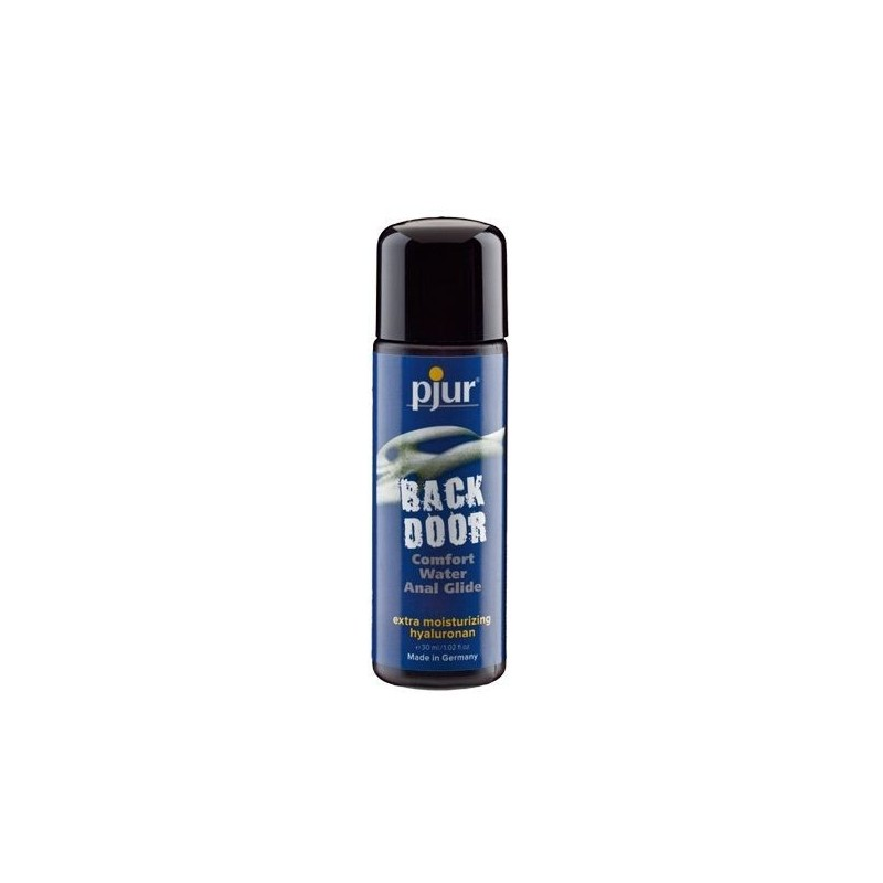 PJUR BACK DOOR COMFORT LUBRICANTE AGUA ANAL 30 ML