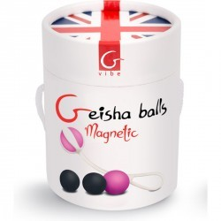 packagin geisha balls