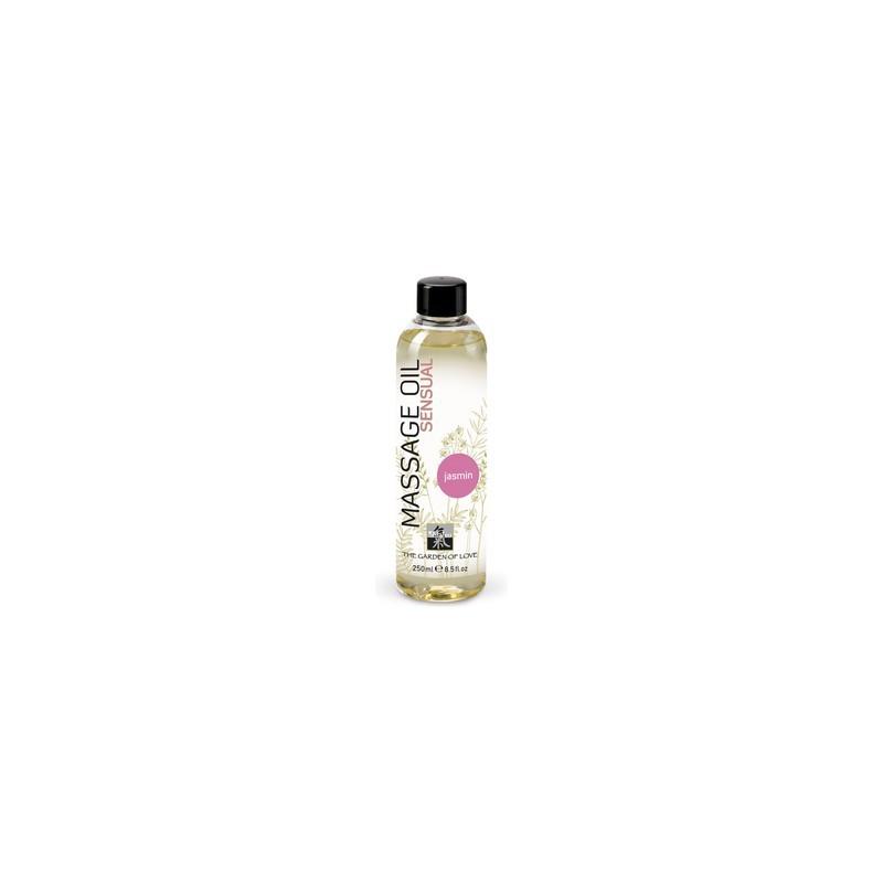 shiatsu aceite de masaje aroma jazmin