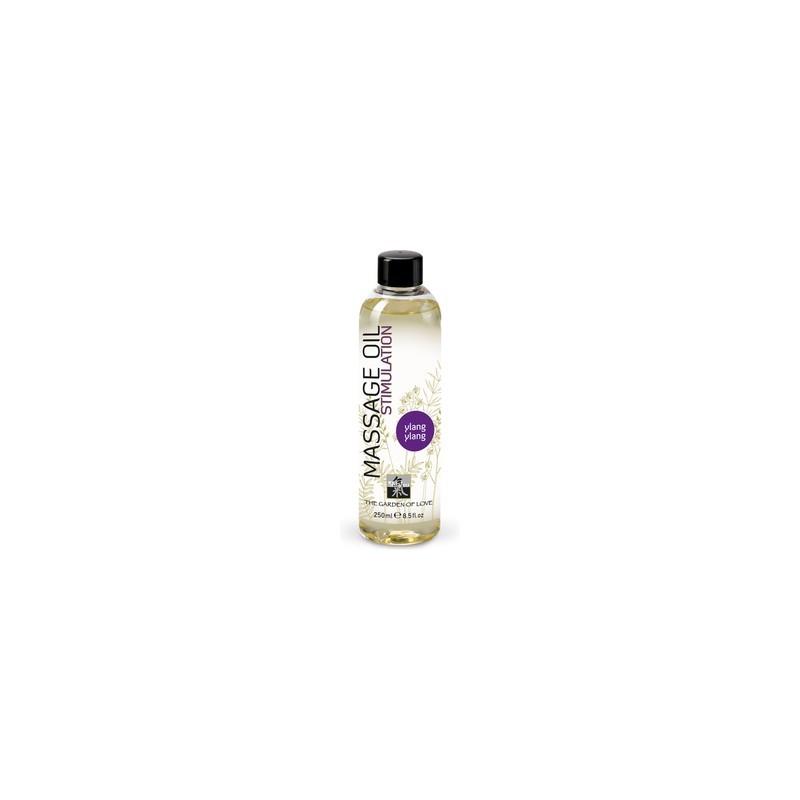 shiatsu aceite afrodisiaco de masaje aroma ylang ylang