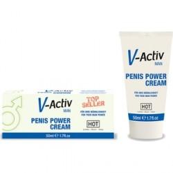 v- active crema potenciador erección