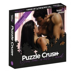 TEASE  PLEASE PUZZLE CRUSH...