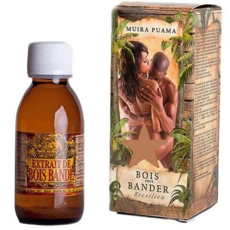 bois bande afrodisiaco natural