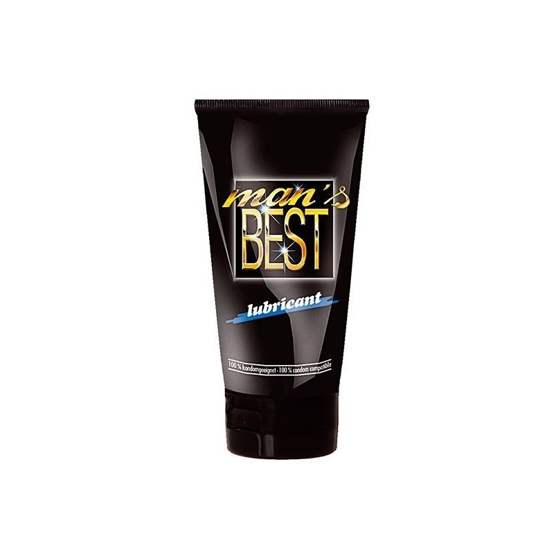MANS BEST LUBRICANTE ANAL 40 ML