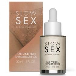 SLOW SEX ACEITE SECO...