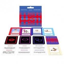 lust juego cartas de la lujuria