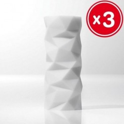 TENGA 3D POLYGON SCULPTED ECSTASY (3 UNIDADES)