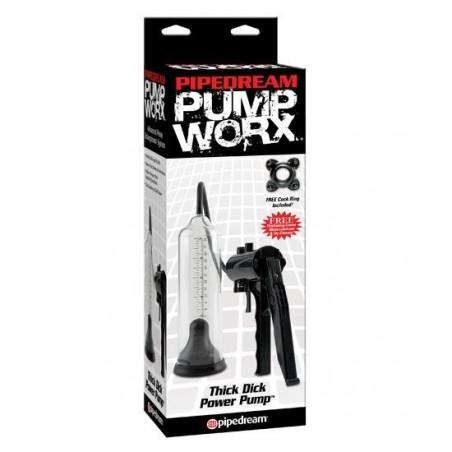 PUMP WORX BOMBA DE ERECCION THICK DICK