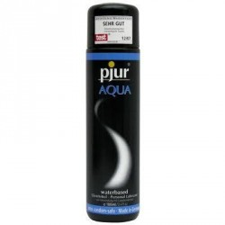 PJUR AQUA LUBRICANTE BASE AGUA 100 ML