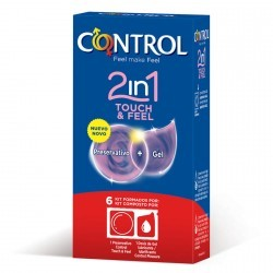 CONTROL 2 IN ONE TOUCH AND...