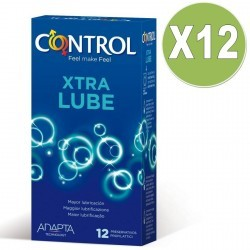 CONTROL EXTRA LUBE 12 UDS...