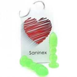 SANINEX DELIGHT PLUG-DILDO...