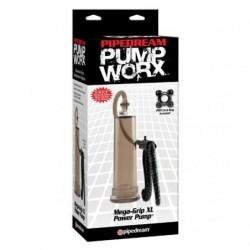 PUMP WORX BOMBA DE SUCCION MEGA-GRIP XL