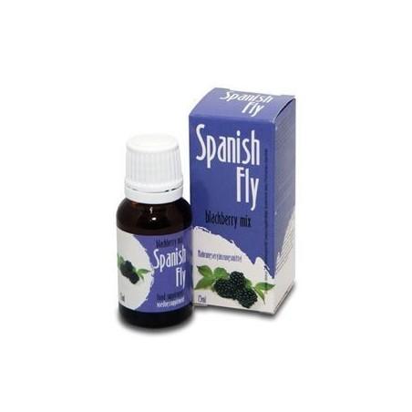 SPANISH FLY GOTAS DEL AMOR MIX DE ARANDANOS