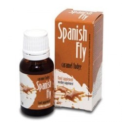 SPANISH FLY GOTAS DEL AMOR CARAMELO
