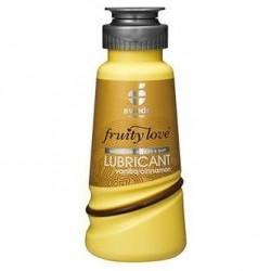 FRUITY LOVE LUBRICANTE VAINILLA Y CANELA 100 ML