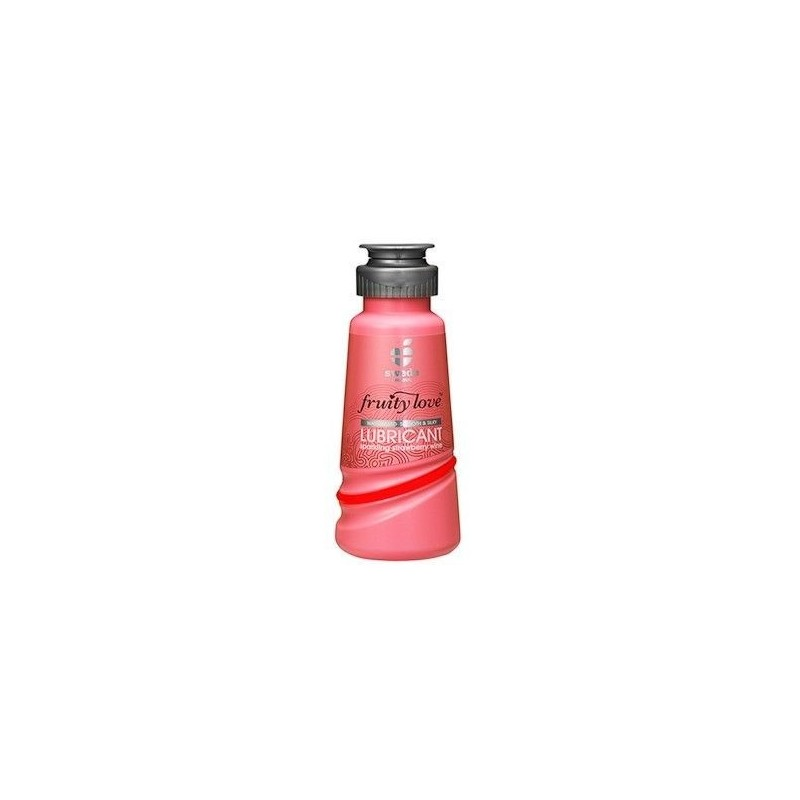 FRUITY LOVE LUBRICANTE FRESAS CON CAVA 100 ML