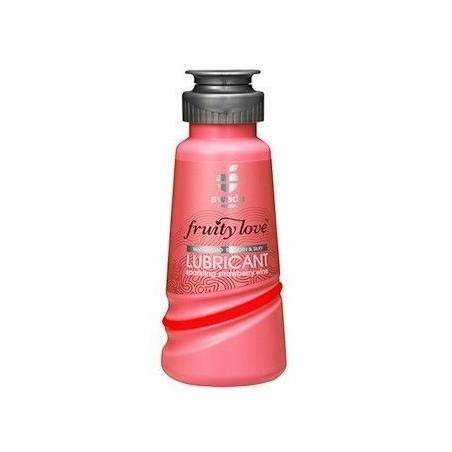 FRUITY LOVE LUBRICANTE FRESAS CON CAVA 100 ML