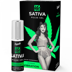 COQUETTE PULSE GEL SATIVA...