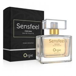ORGIE SENSFEEL FOR MAN...